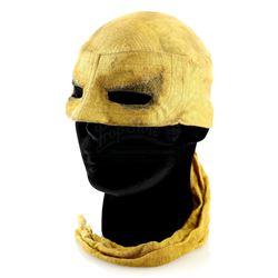 Lot # 850: Davos' Stunt Aged Iron Fist Mask