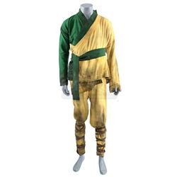 Lot # 855: Young Davos' Monk Costume