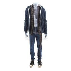 Lot # 856: Danny Rand's Stolen Powers Costume