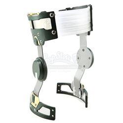 Lot # 873: Danny Rand's Non-Functional Knee Brace