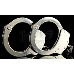 Lot # 877: Davos' Broken Handcuffs