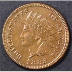 1885 INDIAN CENT CH BU BN