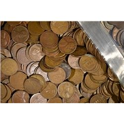 2000-MIXED DATE LINCOLN WHEAT CENTS: