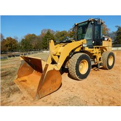 2010 CAT 928HZ WHEEL LOADER, VIN/SN:CXK00839 - BUCKET, RIDE CONTROL, CAB, A/C, 17.5R25 TIRES, METER