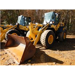 2015 KOMATSU WA270-7 WHEEL LOADER, VIN/SN:81225 - COUPLER, BUCKET, RIDE CONTROL, A/C, 20.5R-25 TIRES