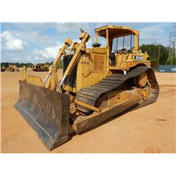 1999 CAT D6R LGP CRAWLER TRACTOR, VIN/SN:9PN01190 - STRAIGHT BLADE W/TILT, DIFF STEER, ALLIED WINCH,