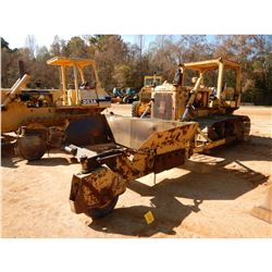 CAT D6C CRAWLER TRACTOR, VIN/SN:99J1723 - JERSEY SPREADER 9L BOX, HYSTER WINCH, CANOPY