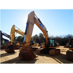 "2010 CAT 336DL HYDRAULIC EXCAVATOR, VIN/SN:W3K00960 - 13'-3"" STICK, 54"" BUCKET, CAB, A/C, METER READ"