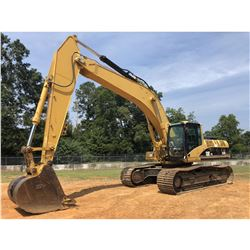 2005 CAT 330CL HYDRAULIC EXCAVATOR, VIN/SN:DKY02922 - 12' 6'' STICK, 48'' BUCKET, CAB, A/C, METER RE