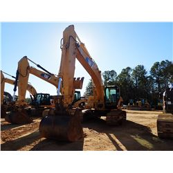 "2006 CAT 325CL HYDRAULIC EXCAVATOR, VIN/SN:BFE01930 - 10' - 6"" STICK, 54"" BUCKET, THUMB, CATWALKS, C"