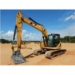 "2008 CAT 314CL CR HYDRAULIC EXCAVATOR, VIN/SN:PCA01745 - 9' - 9"" STICK, 42"" BUCKET, THUMB, ZERO TURN"
