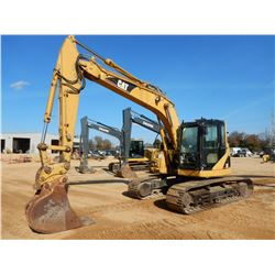 "2005 CAT 314CL CR HYDRAULIC EXCAVATOR, VIN/SN:PCA00994 - 8' 3"" STICK, 24"" BUCKET, COUPLER, AUX HYD,"