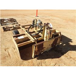 SKID MASTER LASER LAND LEVEL, FITS SKID STEER LOADER