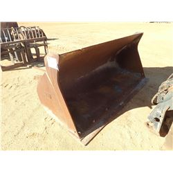 JRB 8YD BUCKET, FITS WHEEL LOADER (B-6)