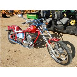 2007 JOHNNY PAGES MOTORCYCLE, VIN/SN:5LYSR32547R017227 - GAS ENG, ODOMETER READING 6,928 MILES (EXTR