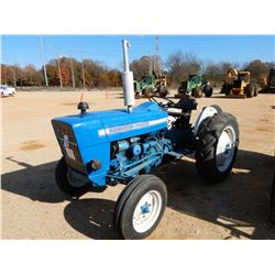 FORD 2000 FARM TRACTOR, VIN/SN:BD7009