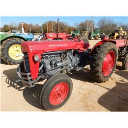 MASSEY FERGUSON 35 FARM TRACTOR, VIN/SN:SGF219983