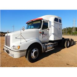 2006 INTERNATIONAL 9400i TRUCK TRACTOR, VIN/SN:2HSCNAPR86C210184 - T/A, CUMMINS ENGINE, 10 SPEED TRA
