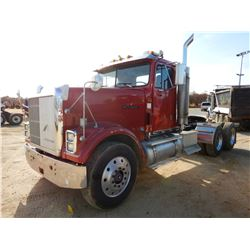 1997 INTERNATIONAL 9300 TRUCK TRACTOR, VIN/SN:2HSFBAST0VC023948 - T/A, CAT DIESEL ENGINE, 10 SPD TRA