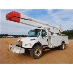 2005 FREIGHTLINER M2-106 BUCKET TRUCK, VIN/SN:1FVACYDC75HV03049 - S/A, CAT C7 ENGINE, ALLISON A/T, A