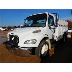 2006 FREIGHTLINER M2 SERVICE TRUCK, VIN/SN:1FVACWDC16HU98310 - CAR C7 ENGINE, A/T, 22,500LB GVWR, AI