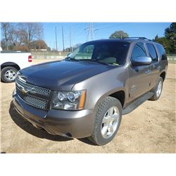 2011 CHEVROLET TAHOE VIN/SN:1GNSCBE08BR395314 - GAS ENG, A/T, ODOMETER READING 155,953 MILES
