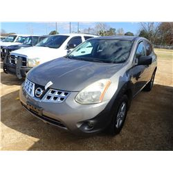 2012 NISSAN ROGUE VIN/SN:JN8AS5MT4CW277563 - GAS ENGINE, A/T, ODOMETER READING 198,741 MILES