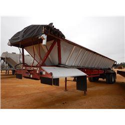 2006 ETNYRE FLOWBOY ASPHALT TRAILER, VIN/SN:1E9V135546E111140 - T/A, 37' LENGTH