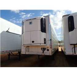 2004 UTILITY 3000R REEFER TRAILER, VIN/SN:1UYVS25344M251408 - T/A, 53' LENGTH, THERMO KING, REEFER U