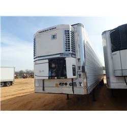 2000 UTILITY 2000R REEFER TRAILER, VIN/SN:1UYVSD2531YM314101 - T/A, 53' LENGTH, THERMO KING SB-III M