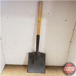 CHOICE OF 8: Long Handled Tools (Scoop Shovel)