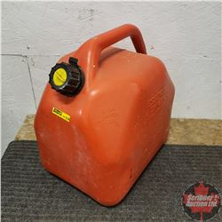 CHOICE OF 8: 5 Gallon Jerry Can (Red)
