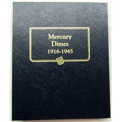 MERCURY DIME NEAR SET 1916 - 1945-S