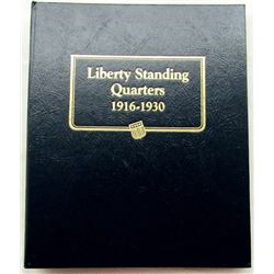 LIBERTY STANDING QTR 1917 - 1930S