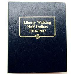 WALKING LIBERTY HALF DOLLAR SET