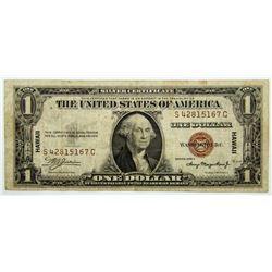 "1935A $1 ""HAWAII"" NOTE"