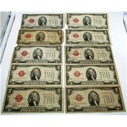 10-1928 $2 RED SEAL NOTES
