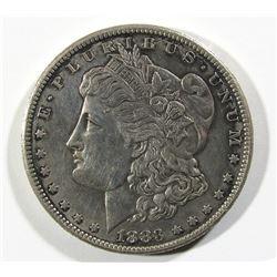 1883-CC MORGAN DOLLAR XF/AU CLEANED