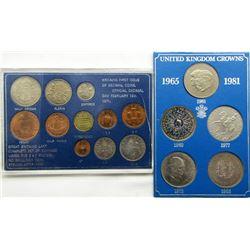 UNITED KINGDOM CROWNS 1965-1981