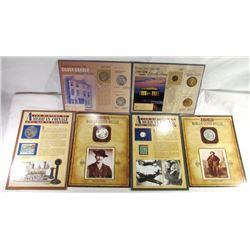 US COIN COLLECTION: 1878 7 TF, 1881 & 1883 MORGAN
