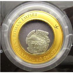 SEPTIMUS SEVERUS 193-211 AD ROMAN COIN