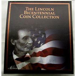 THE LINCOLN BICENTENNIAL COIN COLLECTION