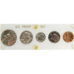 1955 US PROOF SET IN CAPITOL HOLDER
