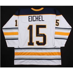 buy online 68c36 8bbfd Jack Eichel Signed Buffalo Sabres Jersey (Your Sports ...