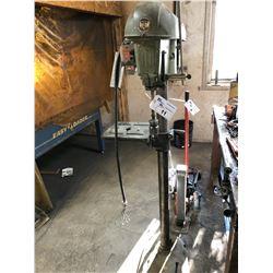DELTA 15-077 FLOOR MODEL DRILL PRESS, 3 PHASE, 208/220/240 VOLT