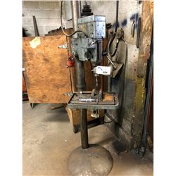 HEAVY DUTY FLOOR MODEL DRILL PRESS