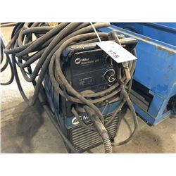 MILLER MILLERMATIC 250 CV.DC WELDING POWER SOURCE/WIRE FEEDER