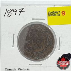 Canada Large Cent 1897