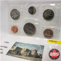 CHOICE of 14 RCM Uncirc Year Sets: 1983