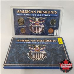 American Presidents - Coin Collection 1995